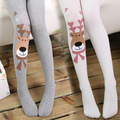 baby stockings Korean children knitted pantyhose Korean version of the fall and winter Children tights wholesale