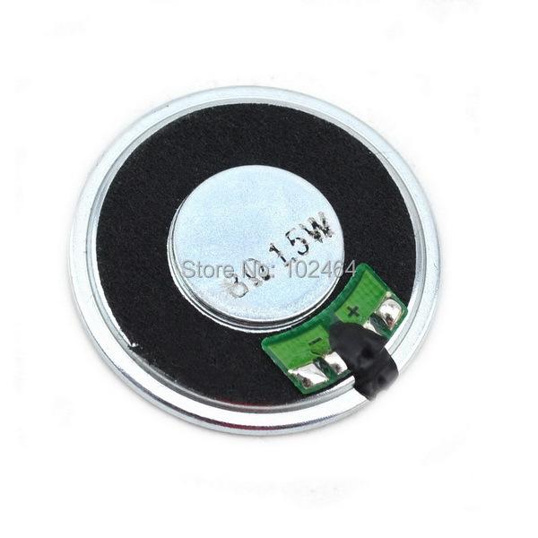 1.5W 8ohm Speaker for Electronic Dog (36mm)(China (Mainland))