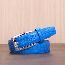 2016 ms needle belt buckle joker fashion han edition multi-color blue Bai Jie optional package mail(China (Mainland))