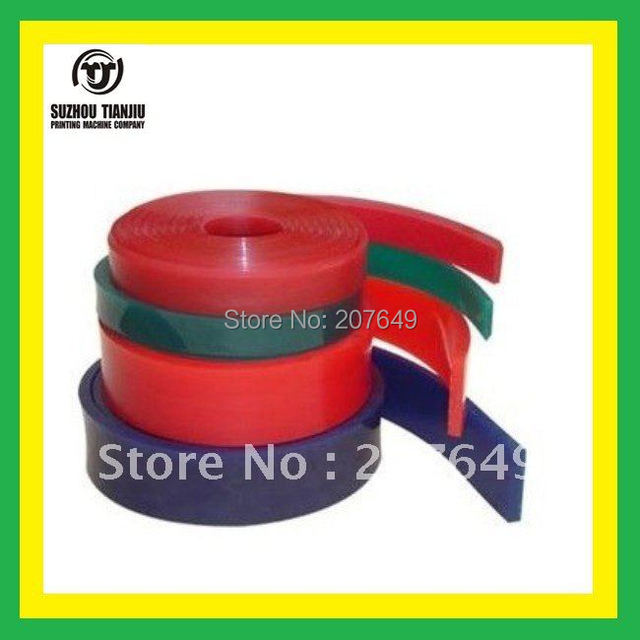 TJ Wholesale Squeegee rubber for screen printing Durometer for 70A  2 meter sales