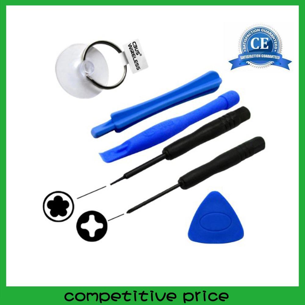 buy 6in1 repair opening pry tools screwdriver kit set for ip. Black Bedroom Furniture Sets. Home Design Ideas