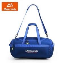 New Fashion Sport WaterProof Travel totes Large Capacity Bag Women nylon Folding Bag Unisex Luggage Travel Handbag Free Shipping(China (Mainland))