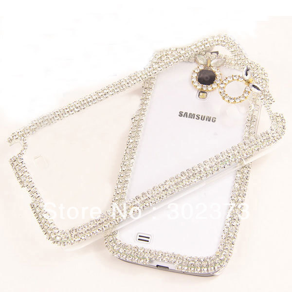 Brand 2014 New Bling bling Case For Huawei Ascend Y300 Y511 Y320 Y220 Y200 Cover Cell Phone Cases Luxury Style New Fashion(China (Mainland))