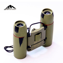 2015 new camping day and night hunting tourism perceive visual range 126 m / 1000M Fiber military folding binoculars 30×60