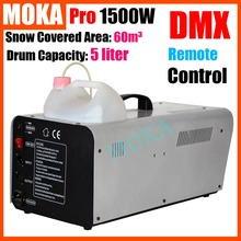 Buy 1500W christmas Snow Machine Stage DJ Effect Remote Control disco dj stage snow projector for $182.00 in AliExpress store