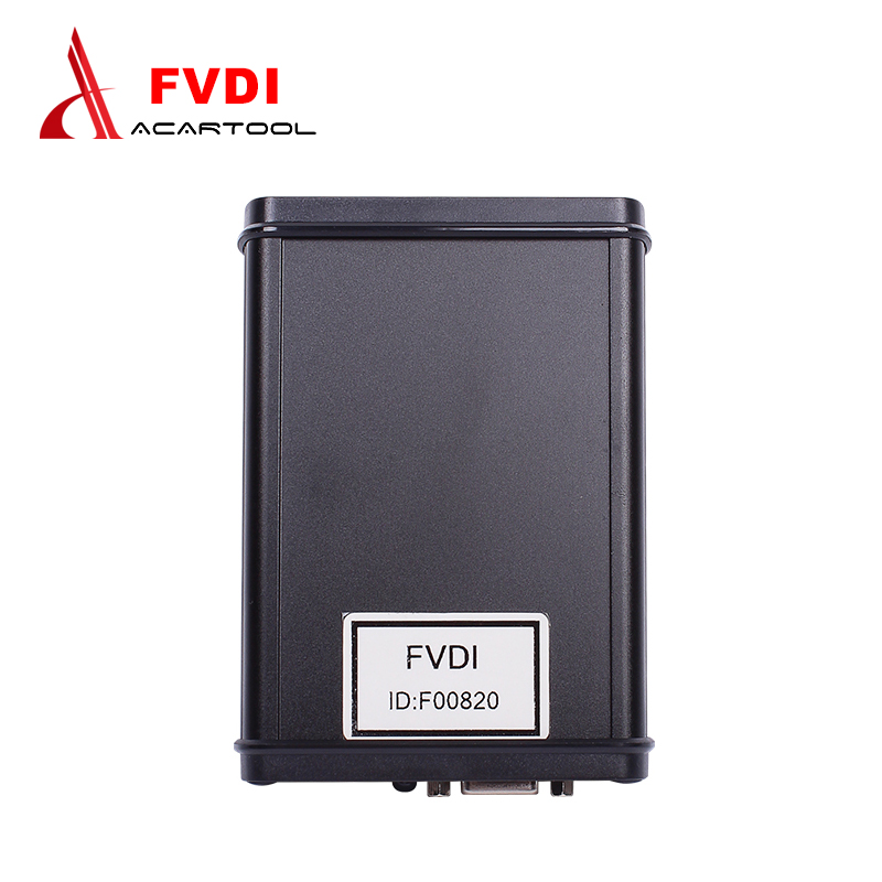 HOT High Quality FVDI Full Version (Including 18 Software) FVDI ABRITES Full FVDI Commander Diagnostic Tool in stock(China (Mainland))