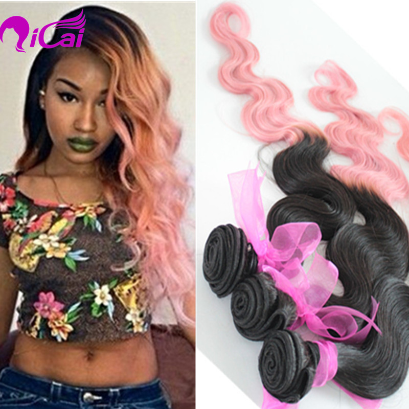 Pink Ombre Weave Online buy wholesale pink weave hair from china pink ...
