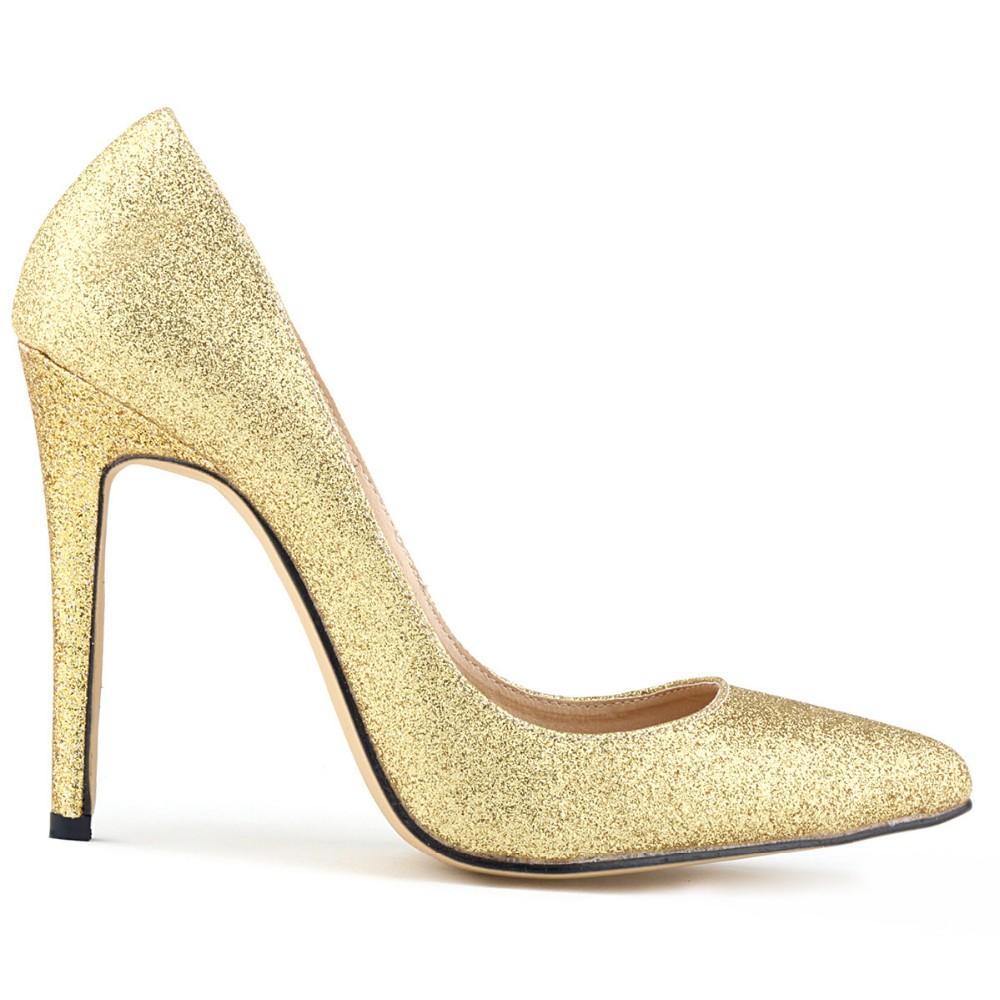 Gold Glitter Shoes Promotion-Shop for Promotional Gold Glitter ...