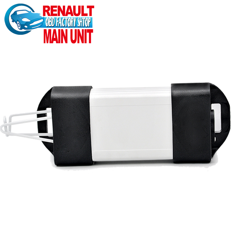Best Price CAN Clip For Renault V153 only main unit Latest Renault Diagnostic Tool Multi-languages Free Shipping(China (Mainland))