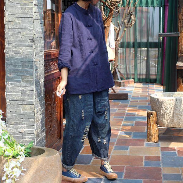 Оригинальный дизайн 2016 весной новые джинсы женщин хлопок джинсовые кросс-брюки ...