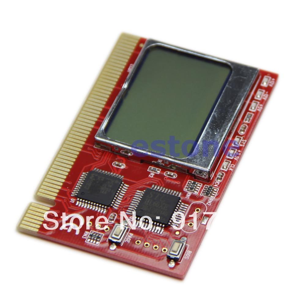 Компьютерные аксессуары LCD PCI