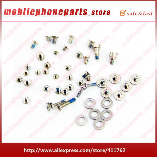 Full Screw Set O-ring iPhone 4S replacement repair parts - mobilephoneparts_store store