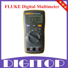 Nuevo FLUKE 107 F107 tamaño de la palma medidor multímetro Digital más pequeña que FLUKE 17B envío gratis