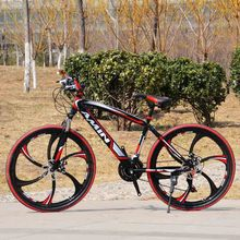 21speed 26 inch  double disc bicycle adult bicycle unisex biycle mountainbiycle one wheel Good quality and Weight light