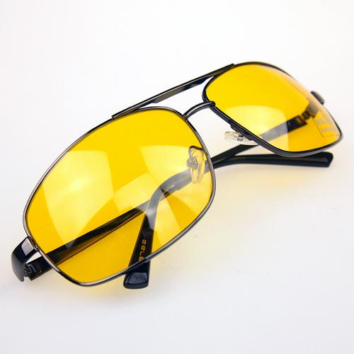 Brand New Night Driving Glasses Anti Glare Vision Driver Safety Sunglasses