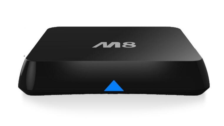 [Genuine]M8 Amlogic S802 Android TV Box M8N Quad Core 2G/8G Mali450 KODI GPU 4K HDMI 2.4G/5G Dual WiFi Pre-installed APK ADD ONS<br><br>Aliexpress