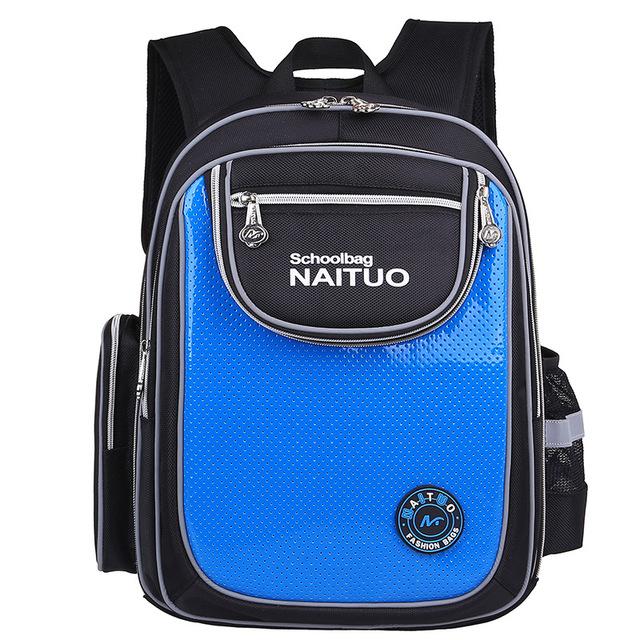 Новый рюкзак школьный 2016 детская школа для мальчиков дети ортопедические рюкзаки ...