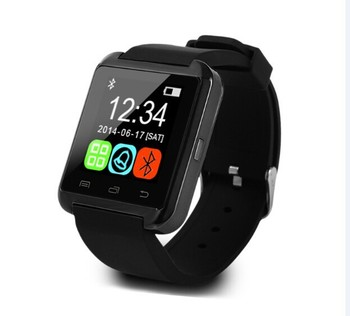 2015 New Original Bluetooth U Watch U8 for iPhone for Samsung xiaomi for HTC Android uwatch phones