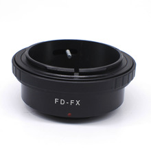 Buy FD-FX Lens adapter Canon FD Mount Lens Adapter Ring Fujifilm FX X Mount X F X-Pro1 Camera free wholesaler) for $9.67 in AliExpress store