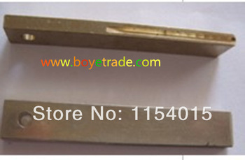 Best quality peugeot key shell 307 with groove 5pcs/lot fee shipping(China (Mainland))