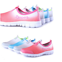 free shipping New Summer shoes Women's sneaker thletic shoes Breathable barefoot Running shoes sports and confortablenet shoes