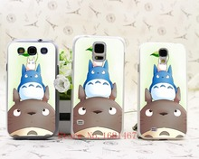 Buy 132M- Sale Cute Totoro Anime Cartoon Hard Clear Case Cover Samsung Galaxy S5 S4 S3 I9600 I9500 I9300 for $2.94 in AliExpress store