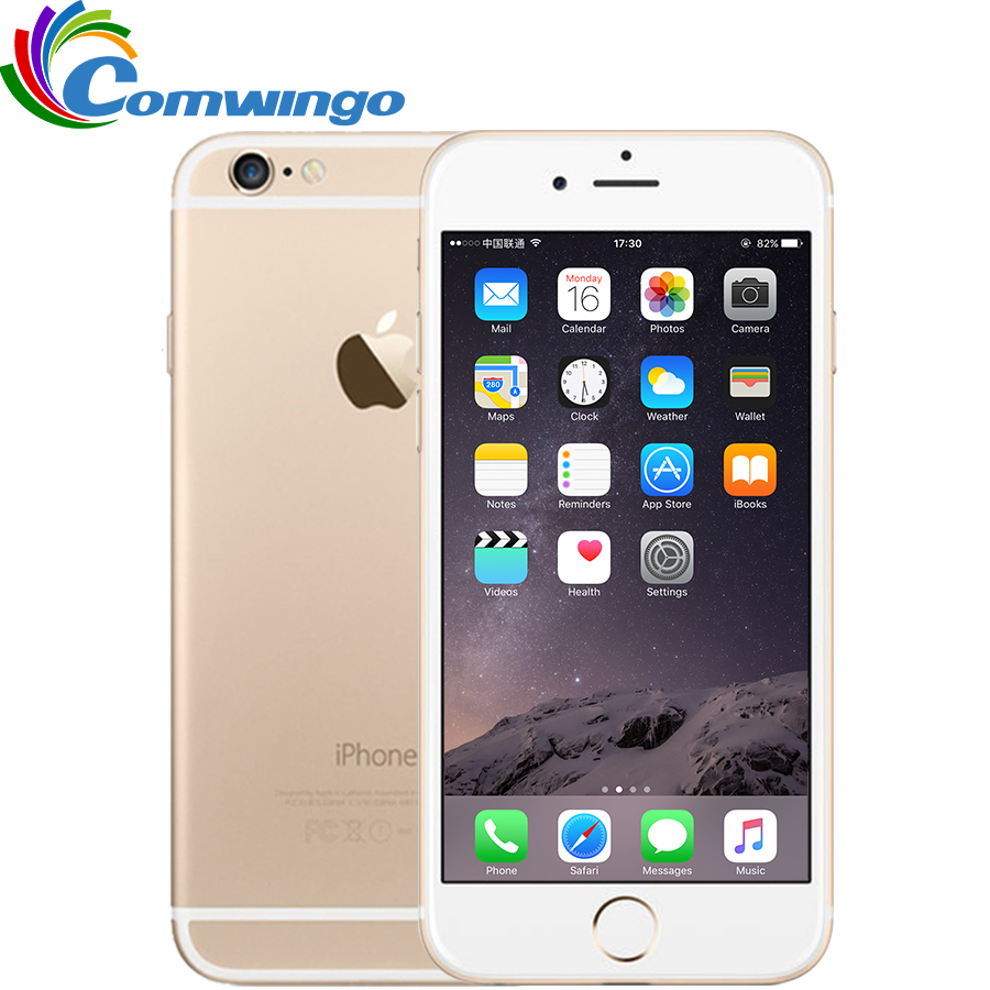 Unlocked Apple iPhone 6 Plus Cell Phones 16/64/128GB ROM 5.5'IPS GSM WCDMA LTE IOS iPhone6 plus Used Mobile Phone(China (Mainland))