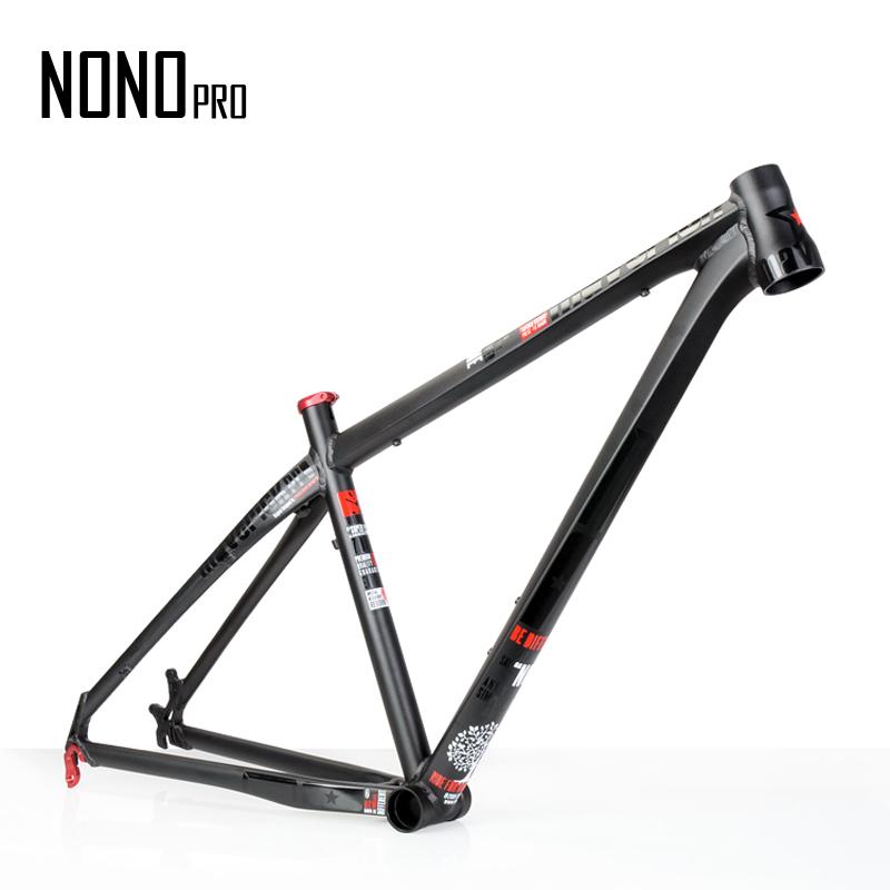 New NONO Pro 26/27.5AL7005 Aluminum Alloy Mountain Bike Light Off-road MTB Bicycle Frame(China (Mainland))