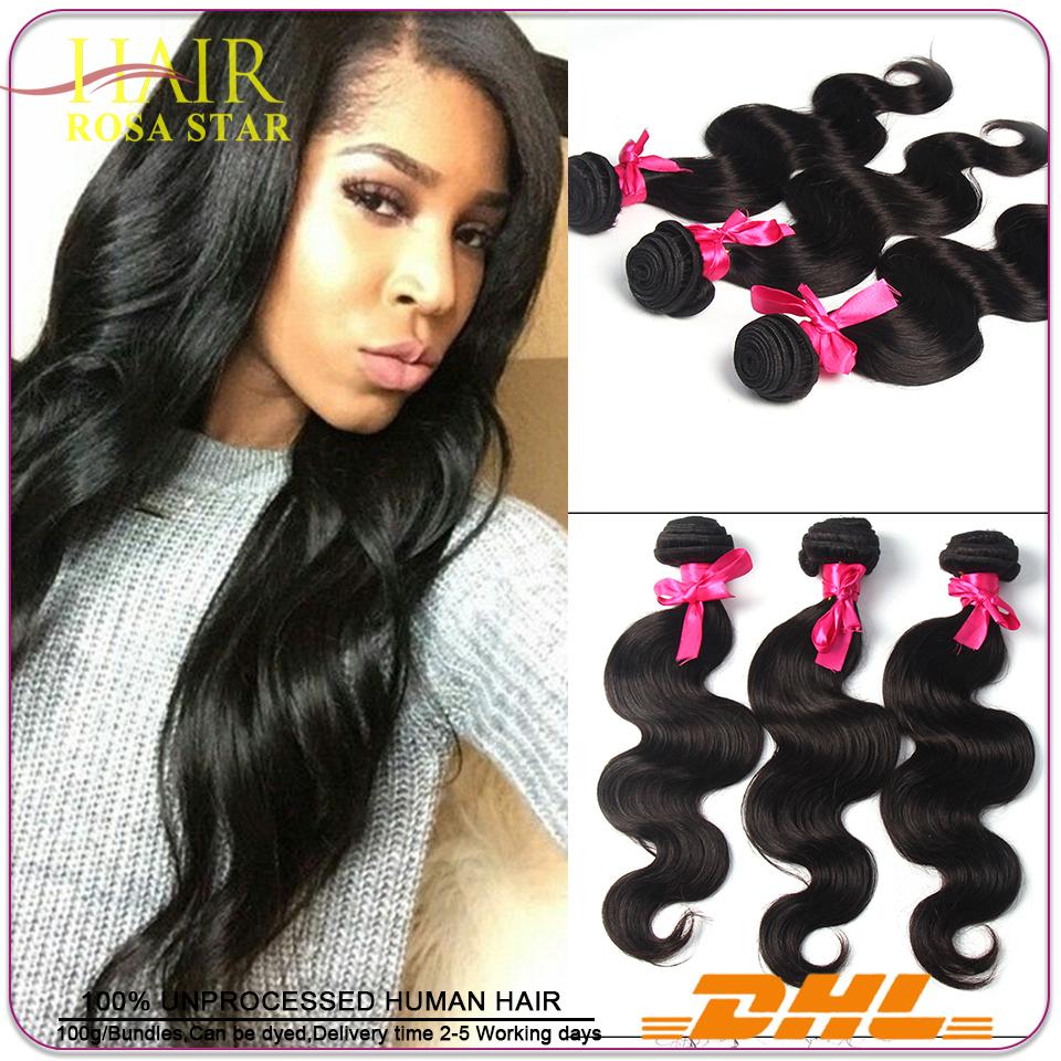Malaysian Body Wave Hair 4pcs Grace Hair Products Cheap Body Wave Human Hair Bundles 8-26 Malaysian Body Wave Virgin Hair<br>