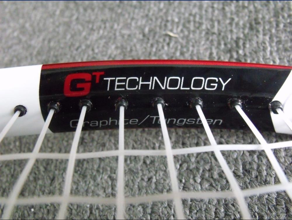 hot Aero Pro Drive GT carbon tenis/tennis racket/racquet/raquete de tenis grip size: 4 3/8 4 1/4 with bag tennis string(China (Mainland))