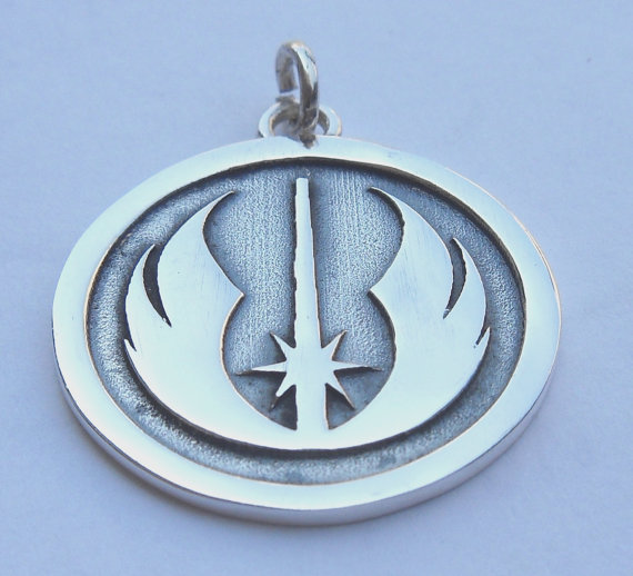 Slavic Kolovrat Pendant Valknut Pendant Kolovrat Star Wars Jedi Order Insignia on wood Rebel Viking Collier Femme Jewellery(China (Mainland))
