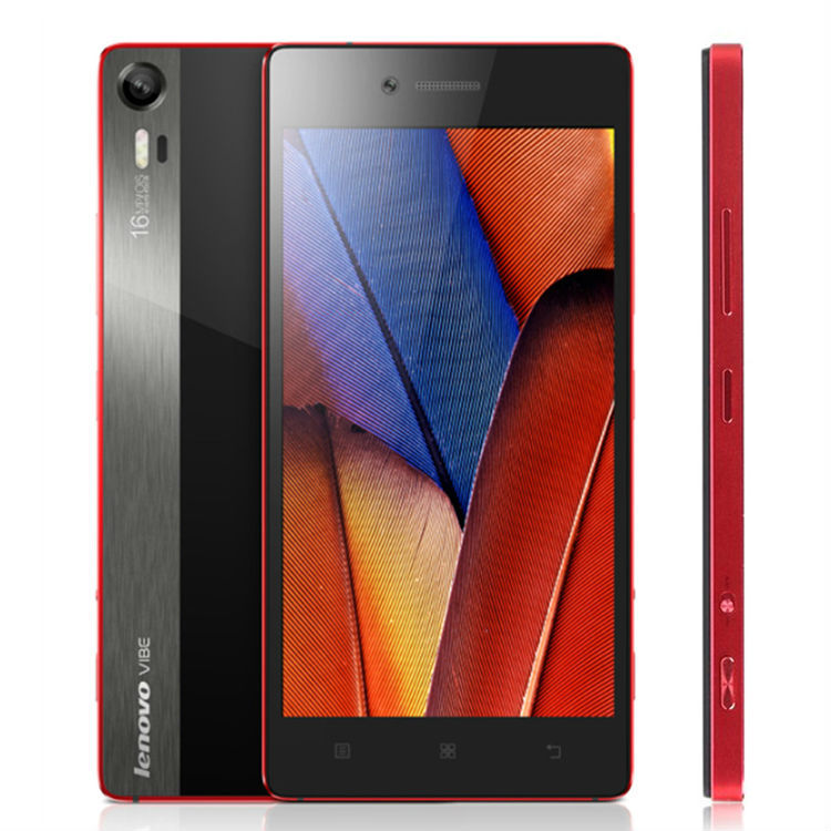 Original Lenovo VIBE Shot Z90-7 FDD LTE (Z90-3 Only GSM) Cell Phone Snapdragon 615 Octa Core Android 5.0 3GB RAM 1920*1080P(China (Mainland))
