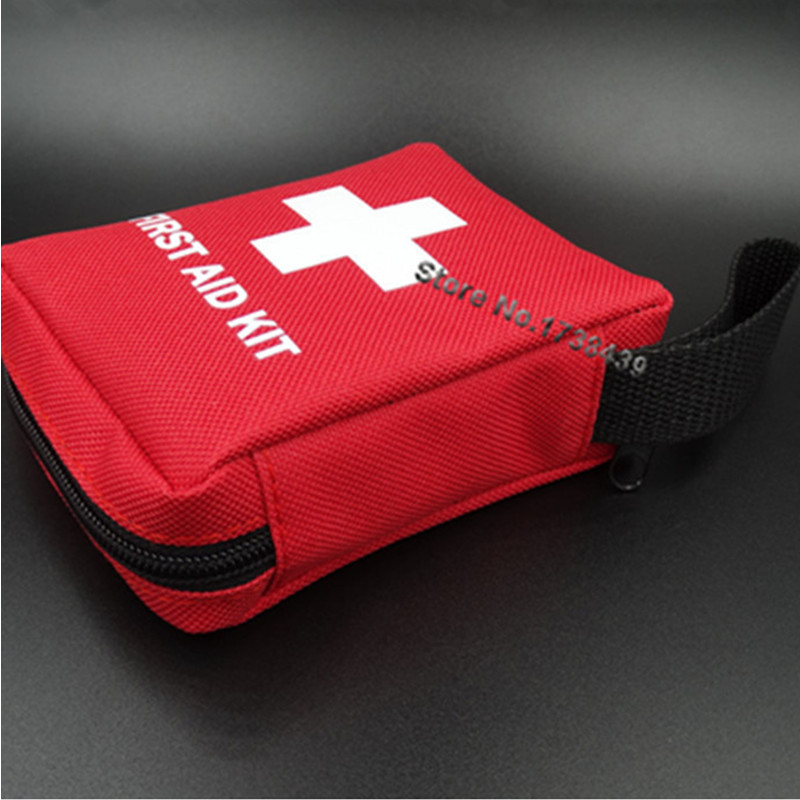 New first aid kit Emergency Travel kit Family first aid kit bag outdoor Mini Survival kits Free shipping(China (Mainland))
