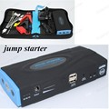 12V portable mini jump starter50800Amh2USB car jumper booster power battery charger laptop power bank car starting