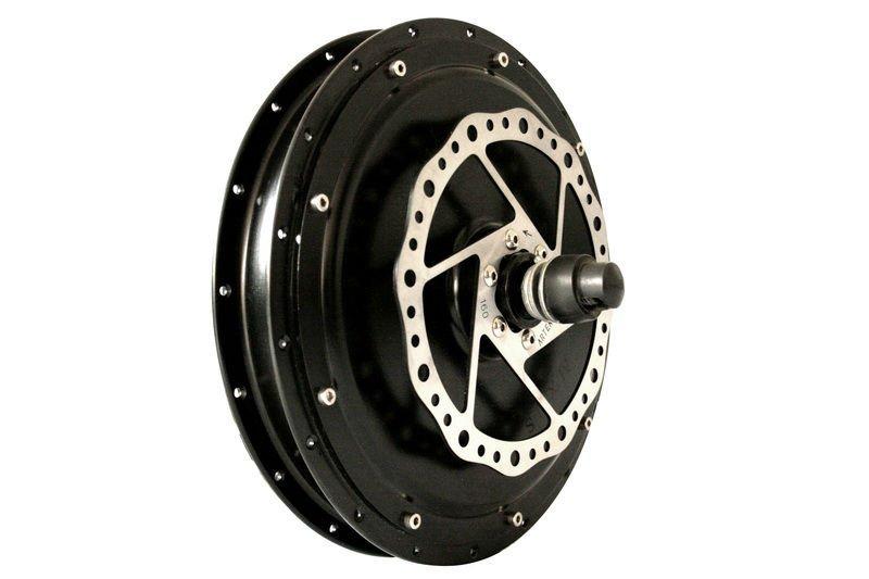 48v 500w electric bike motor / brushless dc e-bike hub