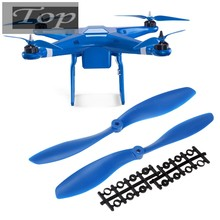 5 Pairs RC Drone Replacement Spare Parts 1045 10 x 4.5 Propeller Prop for Multi Quadcopter for DJI F450 Blue