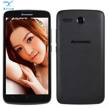 In stock!Original Lenovo A399 5 inch MTK6582 Quad Core 1.3GHz Android 4.4 Wifi 3G WCDMA Dual SIM Cheap Smart Phone(China (Mainland))