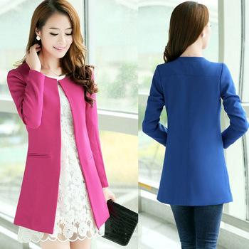 Spring 2015 new plus size silk slim cardigan windbreaker women desigual trench coat for women women's trench coats overcoat