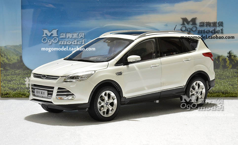 wholesale special offer original changan ford escape ford kuga suvs 1 18 model car in diecasts. Black Bedroom Furniture Sets. Home Design Ideas