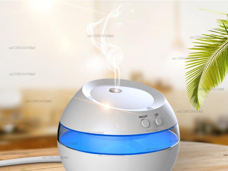 300ML Oil Essential USB humidifier Air Ultrasonic Humidifier 12V aroma diffuser oil Electric Aroma Diffuser Mist Maker