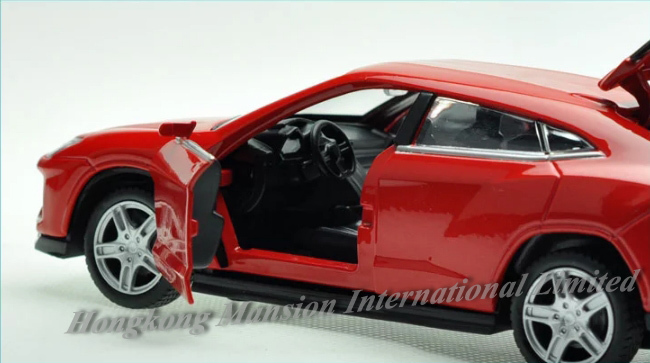 132 Car Model For TheLamborghini URUS (5)