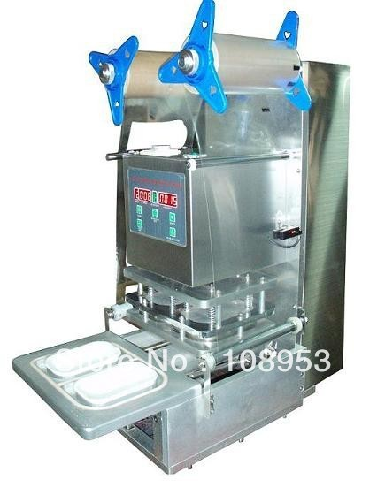 Automatic cup sealing machine,cup sealer ,2-in-1 cup sealer(stainless steel body)