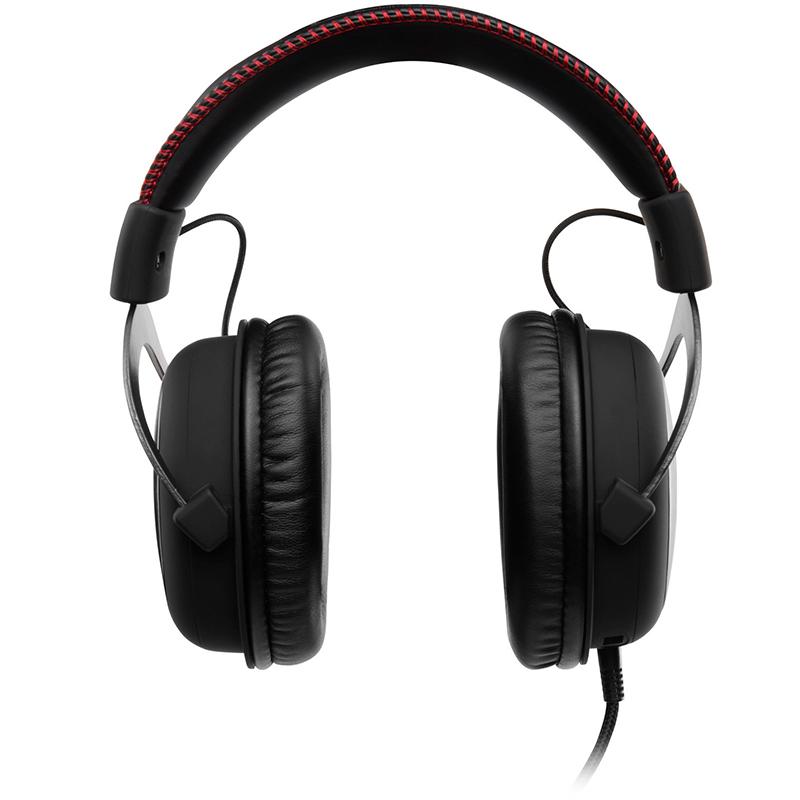 Игровая Гарнитура Kingston HyperX облако черноты сердечника KHX-HSCC-БК-Пт Auriculares