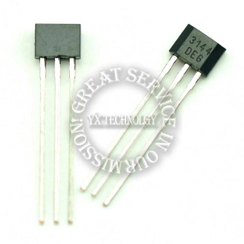 A3144 OH3144 Y3144 Hall sensor TO 92UA 10PCS LOT