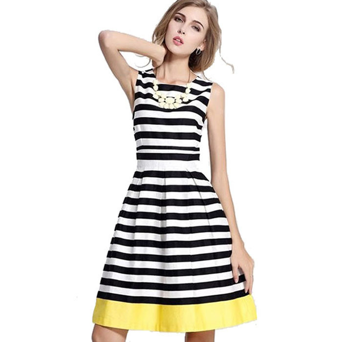 Images of Simple Summer Dresses - Reikian