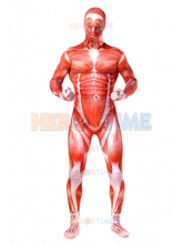 2015 Newest Attack on Titan Bertolt Hoover Colossal Titan Superhero Fullbody Halloween Cosplay Party Suit free shipping