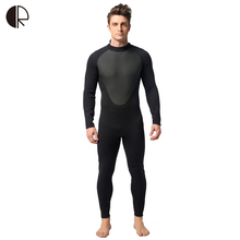 SO573 3mm Neoprene Scuba Dive Wetsuit For Men Spearfishing Wet Suit Surf Diving Equipment Split Suits Spear Fishing S-XXL(China (Mainland))