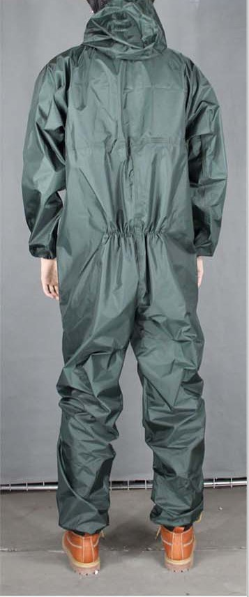 Fashion motorcycle raincoat Conjoined raincoatoveralls men and women fission rain suit3