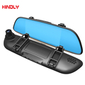 HOT 6 86 Car DVR Camera Dual Lens Rearview Mirror Video Recorder Full HD 1080P Automobile