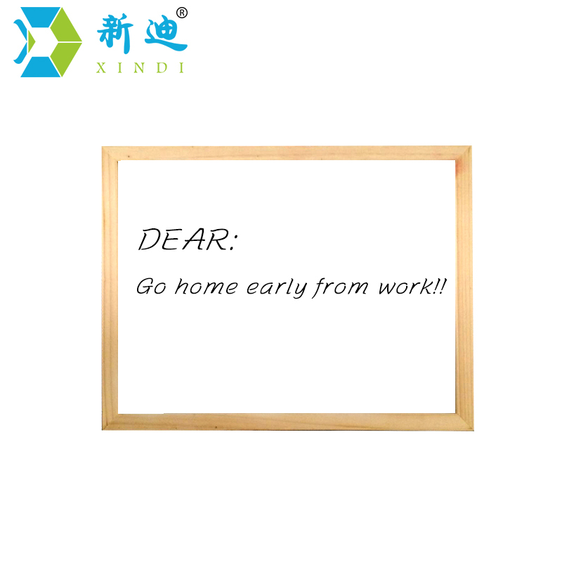 Free shipping MDF whiteboard wood frame white board dry erase office supplier 25*35cm factory direct sell<br><br>Aliexpress